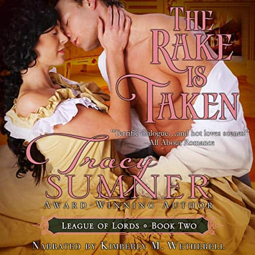 The Rake is Taken (audiobook) by Tracy Sumner