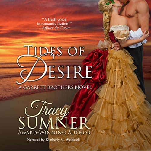 Audiobook cover for Tides of Desire (audiobooks) by Tracy Sumner