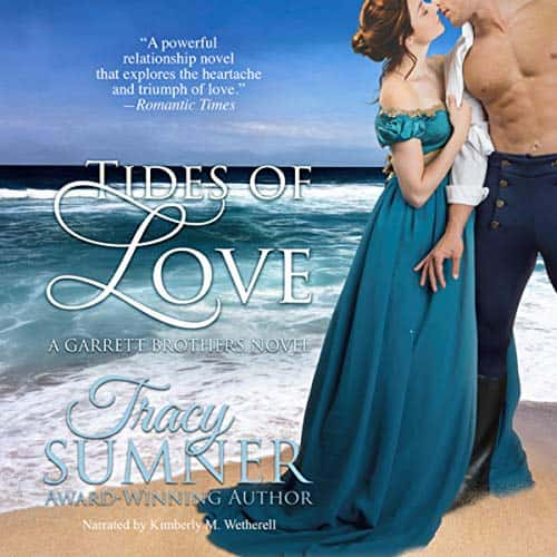 Audiobook cover for Tides of Love (audiobooks) by Tracy Sumner