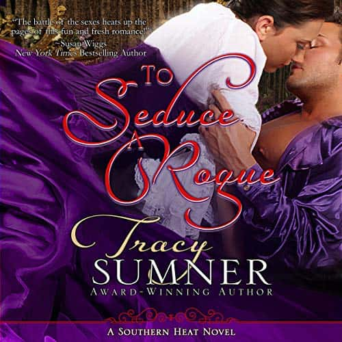Audiobook cover for To Seduce A Rogue (audiobook) by Tracy Sumner