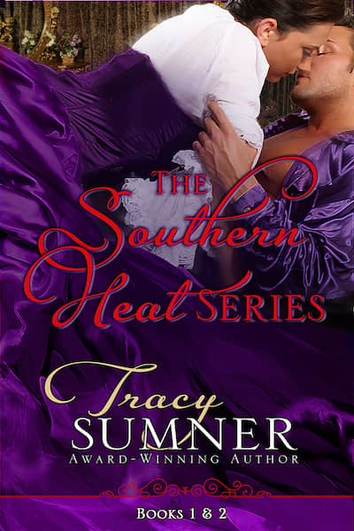 Book cover for Southern Heat Boxed Set by Tracy Sumner
