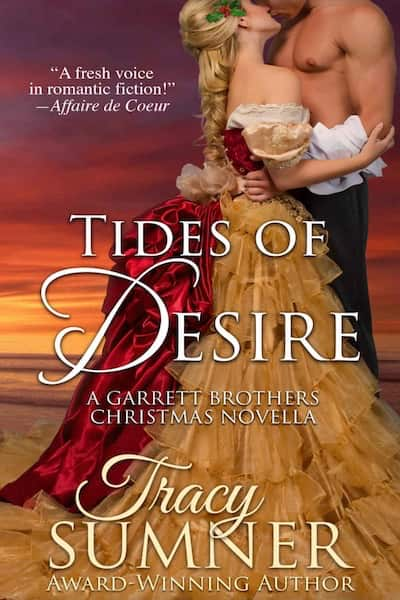 Book cover for Tides of Desire by Tracy Sumner