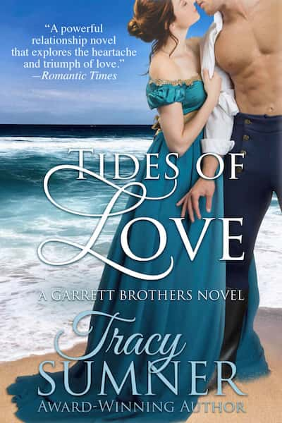 Book cover for Tides of Love by Tracy Sumner