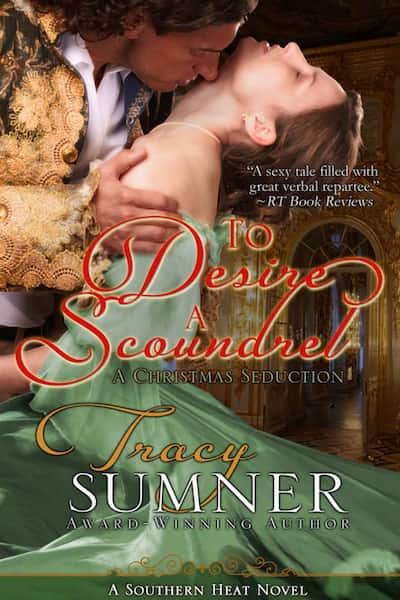 Book cover for To Desire A Scoundrel by Tracy Sumner