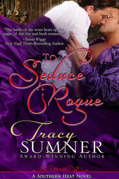 Book cover for To Seduce A Rogue by Tracy Sumner